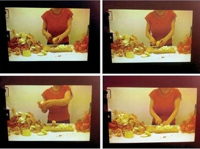 Maryse Arseneault, Comment couper l'oignon sans pleurer? / French Onion