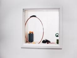 Window Gallery, Artist-in-Residence, Nick Howe, January 2018